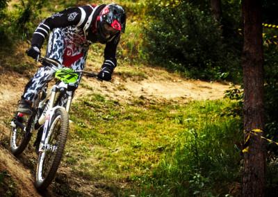 Downhill Race I
