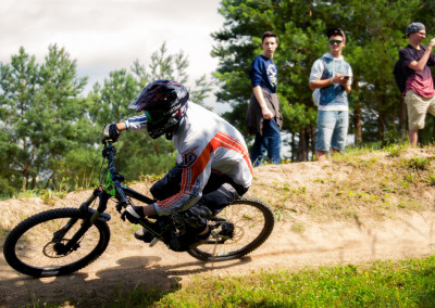 Downhill Race XV