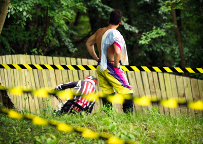 Downhill Race XVI