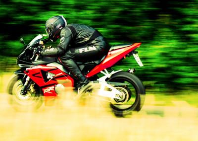 Honda Fireblade XI