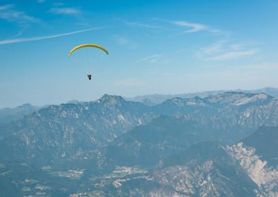 Italien, Monte Baldo