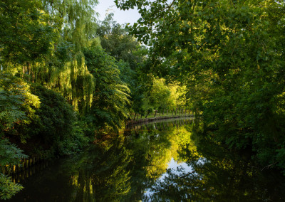 Fluss Idylle
